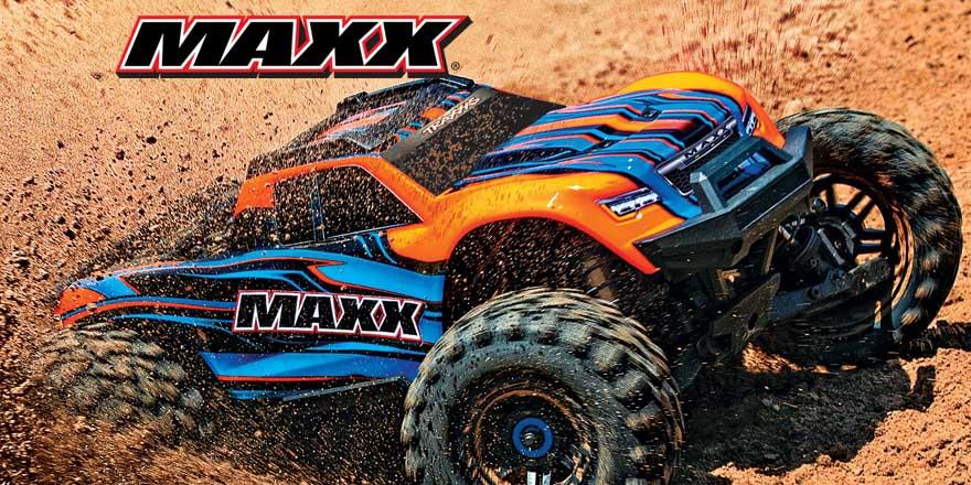 Traxxas Maxx