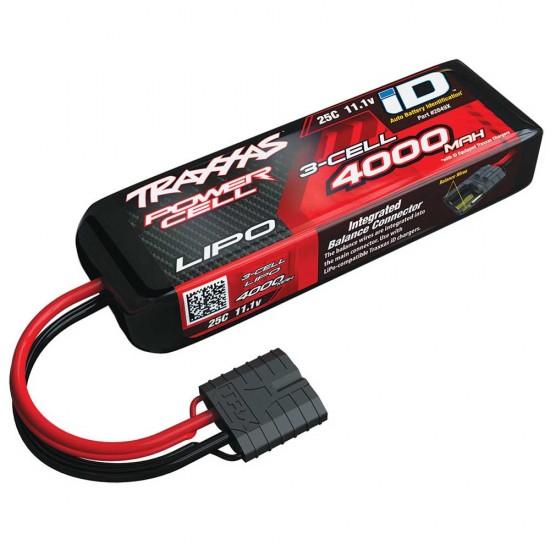 Traxxas iD Power Cell LiPo, 11.1V 3S, 4000mAh, 135mm