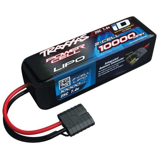 Traxxas iD Power Cell LiPo, 7.4V 2S, 10000mAh, 135mm