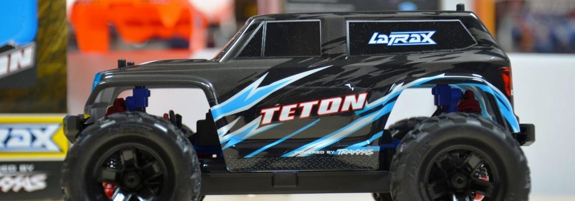 LaTrax Teton - Разопаковане