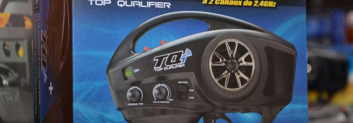 Traxxas TQi 6509R - Разопаковане