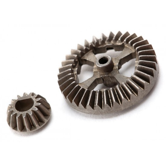 Ring gear, differential, pinion gear, 7683
