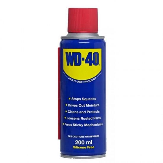 Мултифункционална смазка WD-40, 200мл.