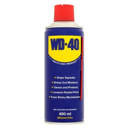 Мултифункционална смазка WD-40, 400мл.