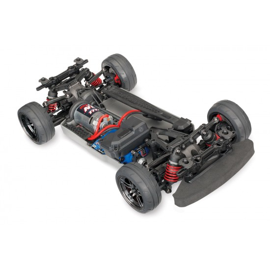 Traxxas 4-Tec 2.0 AWD Chassis, документация