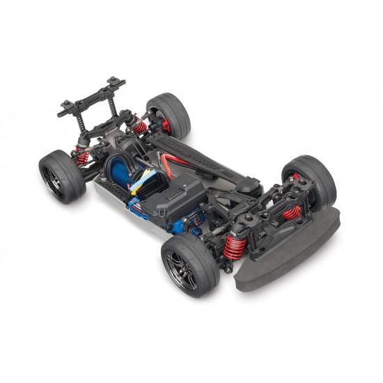 Traxxas 4-Tec 2.0 VXL AWD Chassis, документация