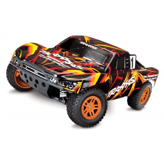 Traxxas Slash 4x4, 2.4 GHz TQ, документация