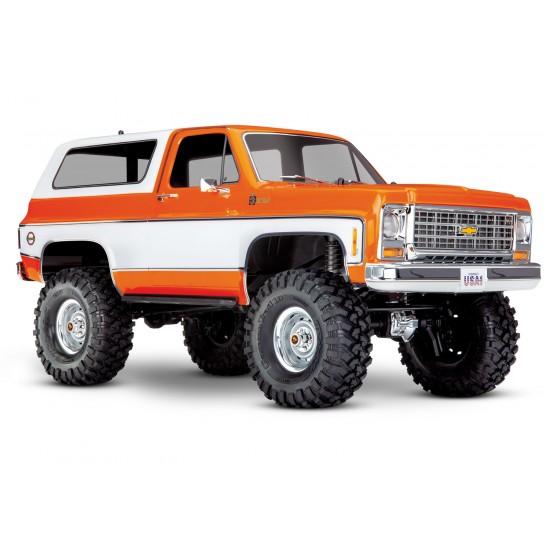 Traxxas TRX-4 Chevrolet Blazer, 4x4, 2.4 GHz TQi, документация