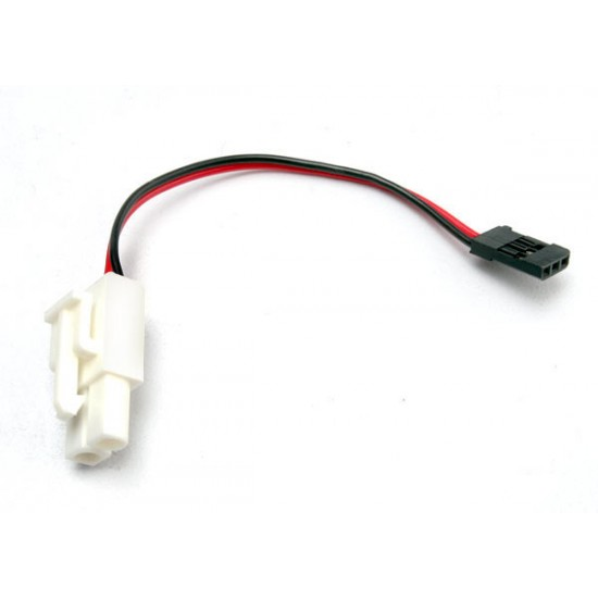 Plug adapter, Tamiya to Futaba connector