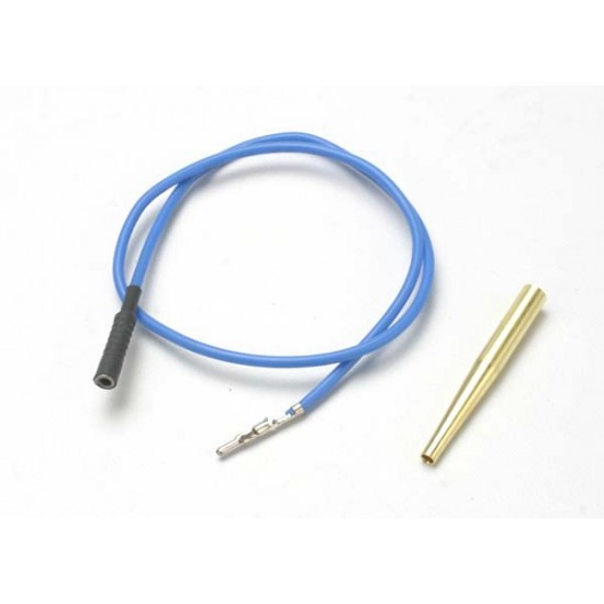Lead wire, glow plug, molex pin extractor