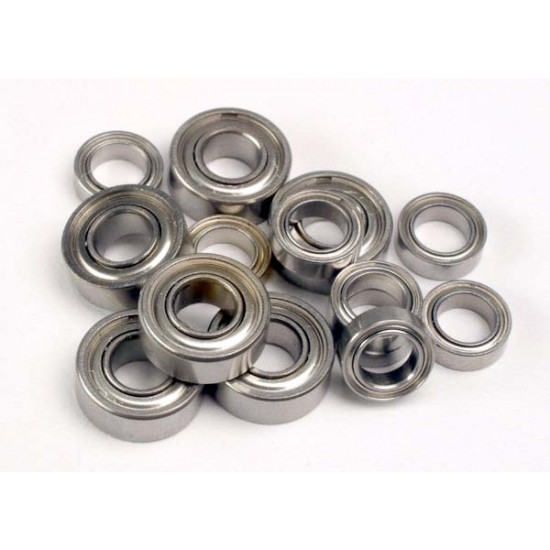 Ball bearings, 5x11x4mm (6), 5x8x2.5mm (8)