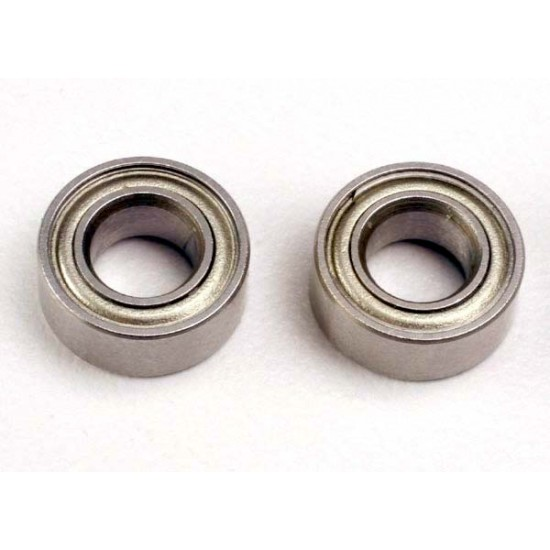 Ball bearings, 5x10x4mm (2)