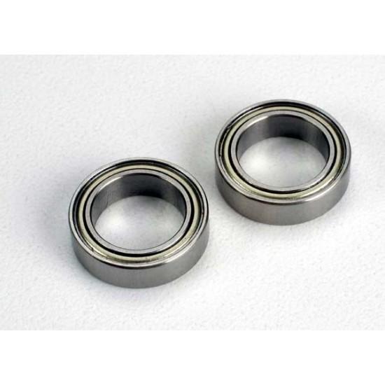 Ball bearings, 10x15x4mm (2)