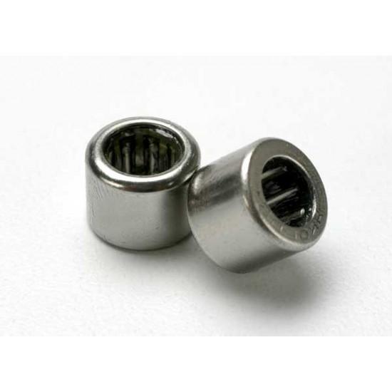 Bearing, needle roller, 6x10x8mm (2)
