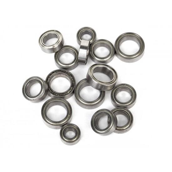 Ball bearings, 4x8mm, 6x10mm, 8x12mm