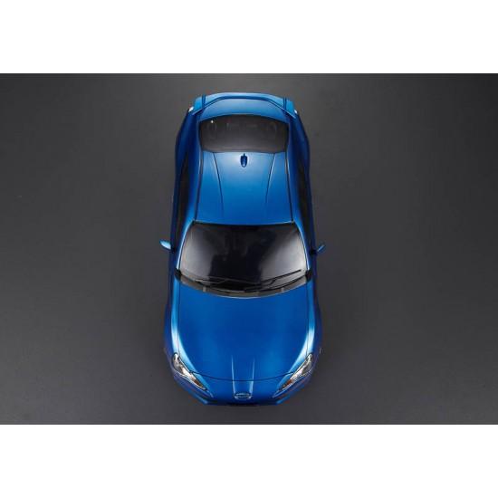Killerbody Subaru BRZ body, blue, 195mm