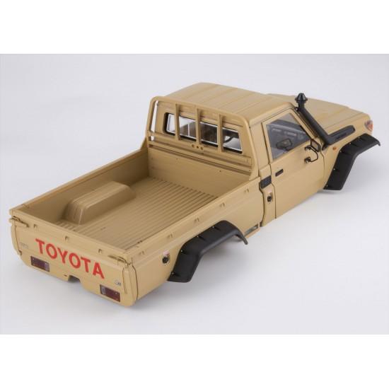 Toyota Land Cruiser 70, Kit, Military Sand, 324mm, TRX-4