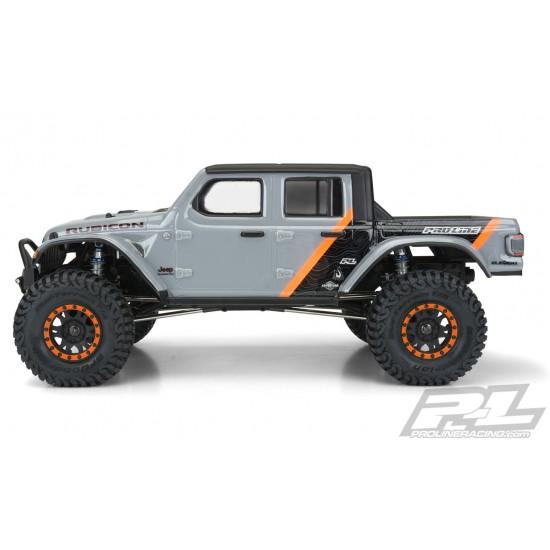 Pro-Line Jeep Gladiator, clear body, 312mm, TRX-4