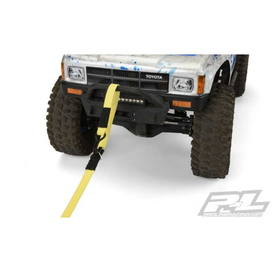 Pro-Line scale recovery tow strap with bag