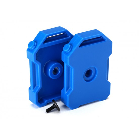 Fuel canisters, blue (2)