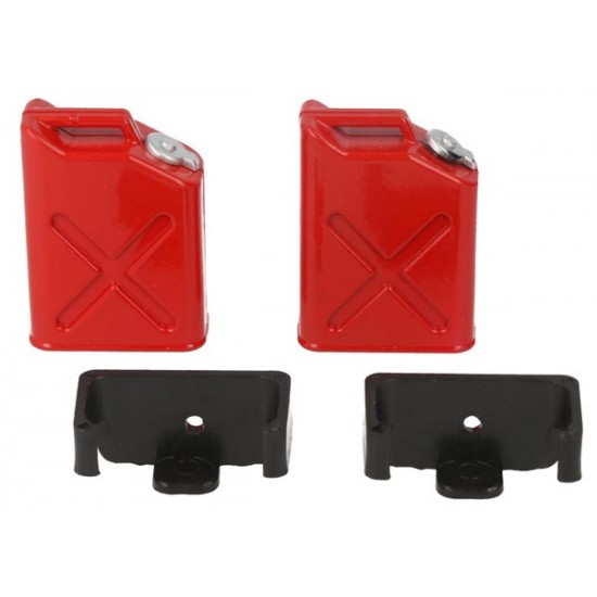 Petrol can with holder (2)