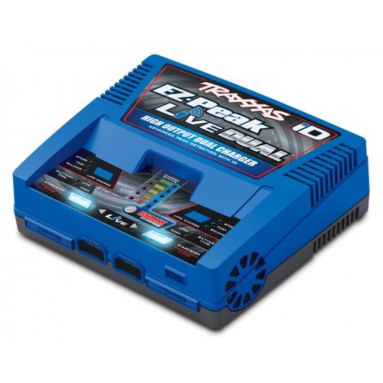 Traxxas EZ-Peak Live Dual, 200W, LiPo/NiMH iD