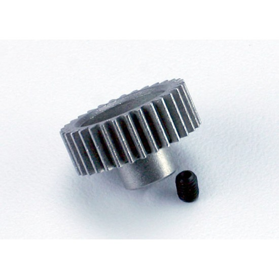 Gear, 31-T pinion (48-pitch), set screw