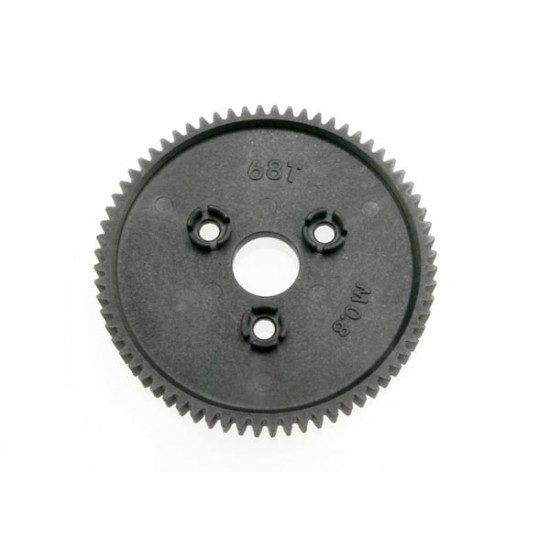 Spur gear, 68-T (0.8 metric), 32-pitch compatible