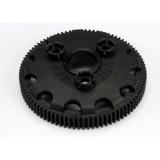 Spur gear, 90-T (48-pitch)