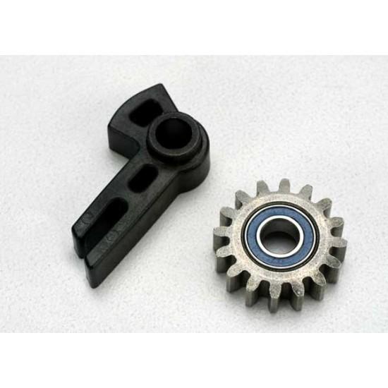 Gear, idler, idler gear support, bearing