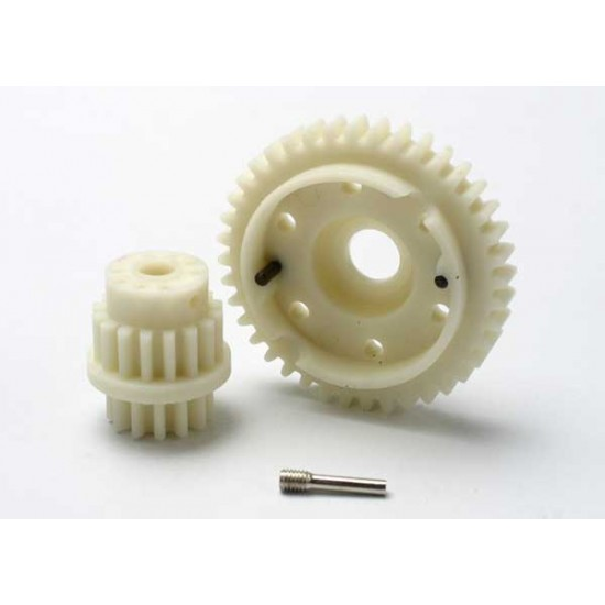 Gear set, 2-speed close ratio 40-T, 13-T, 16-T gears