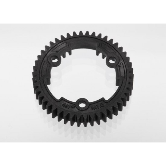 Spur gear, 46-T (1.0 metric)