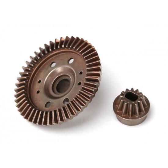 Ring gear, differential, pinion gear, 6779, rear