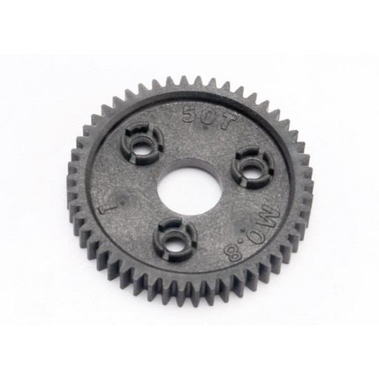 Spur gear, 50-T (0.8 metric), 32-pitch compatible
