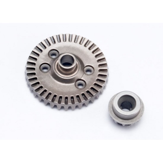 Ring gear, differential, pinion gear, 6879