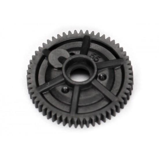 Spur gear, 55-T (1/16)
