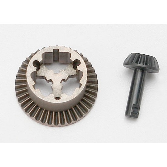 Ring gear, differential, pinion gear, 1/16
