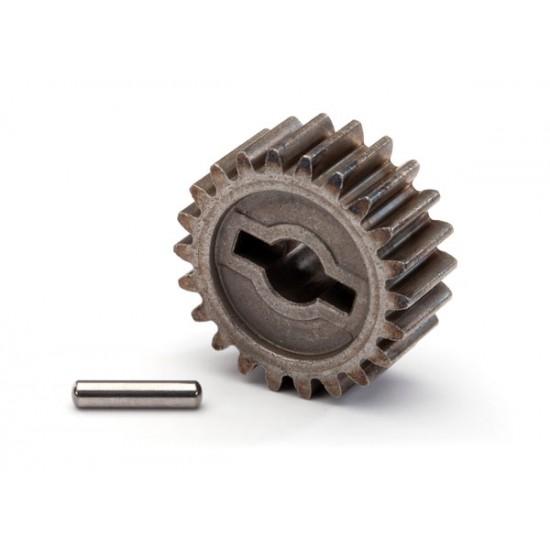 Input gear, transmission, 22-T, 2.5x12mm pin