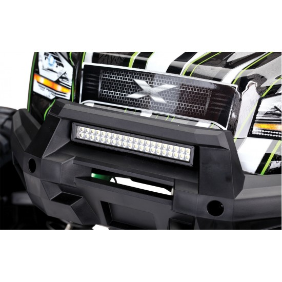 LED light kit, complete, Traxxas X-Maxx