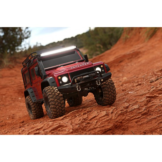 LED light kit, complete, Traxxas TRX-4