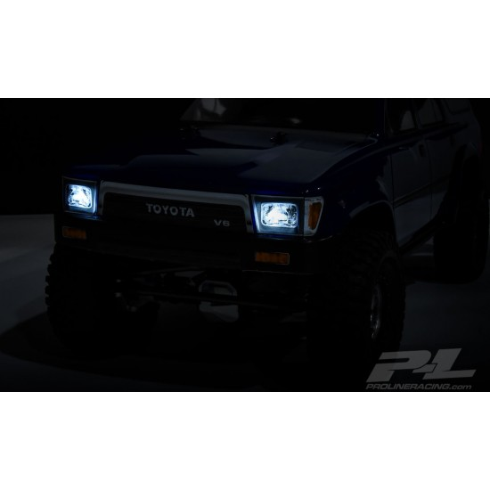 Pro-Line universal LED headlight and tail light kit