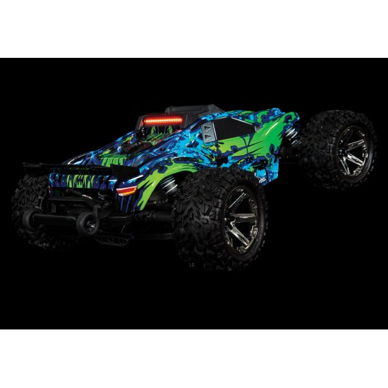 LED light kit, complete, Traxxas Rustler 4x4