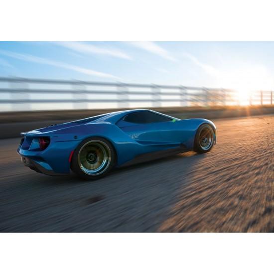 Traxxas 4-Tec 2.0 Ford GT AWD, 2.4 GHz TQ