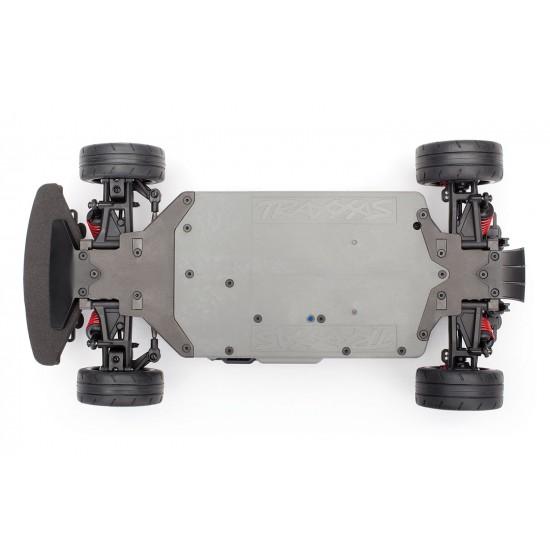 Traxxas 4-Tec 2.0 VXL AWD Chassis, 2.4 GHz TQi, TSM