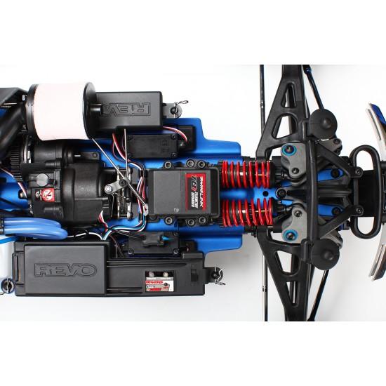 Traxxas Revo 3.3, 4x4, 2.4 GHz TQi, TSM