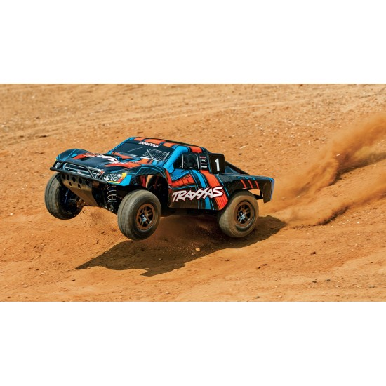 Traxxas Slash 4x4 VXL Ultimate, 2.4 GHz TQi, TSM