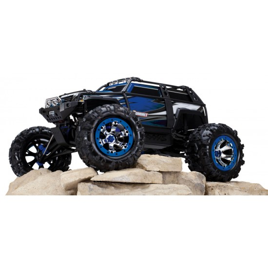 Traxxas Summit 4x4, 2.4 GHz TQi