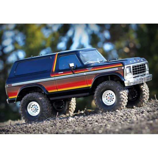Traxxas TRX-4 Ford Bronco, 4x4, 2.4 GHz TQi