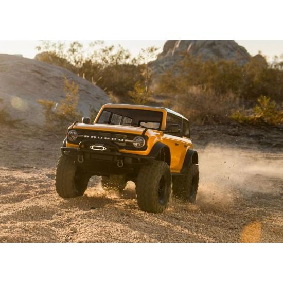 Traxxas TRX-4 Ford Bronco 2021, 4x4, 2.4 GHz TQi