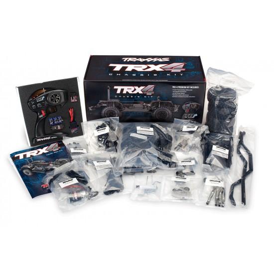 Traxxas TRX-4 Kit, 4x4, 2.4 GHz TQi